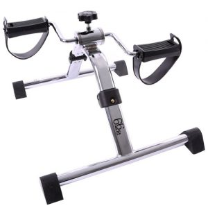 An example of a basic pedal exerciser