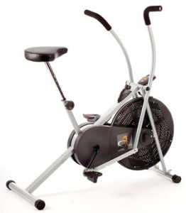 Example of an air resistance bike