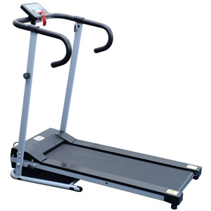 HomCom Motorised Treadmill