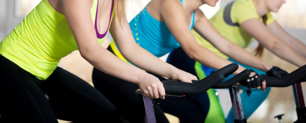 Exercise bikes use different types of resistance