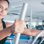 Using a cross trainer has a number of advantages